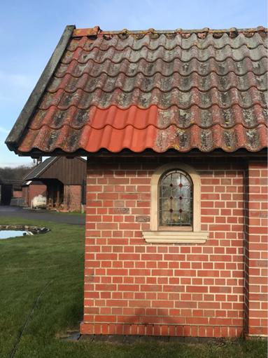 Fassadenreinigung Fassilo Dachziegel