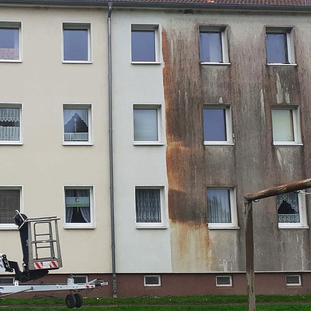 Fassadenreinigung Fassilo Kosten 1