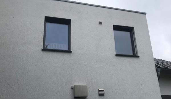 Fassilo Fassadenreinigung Edelkratzputz sauber