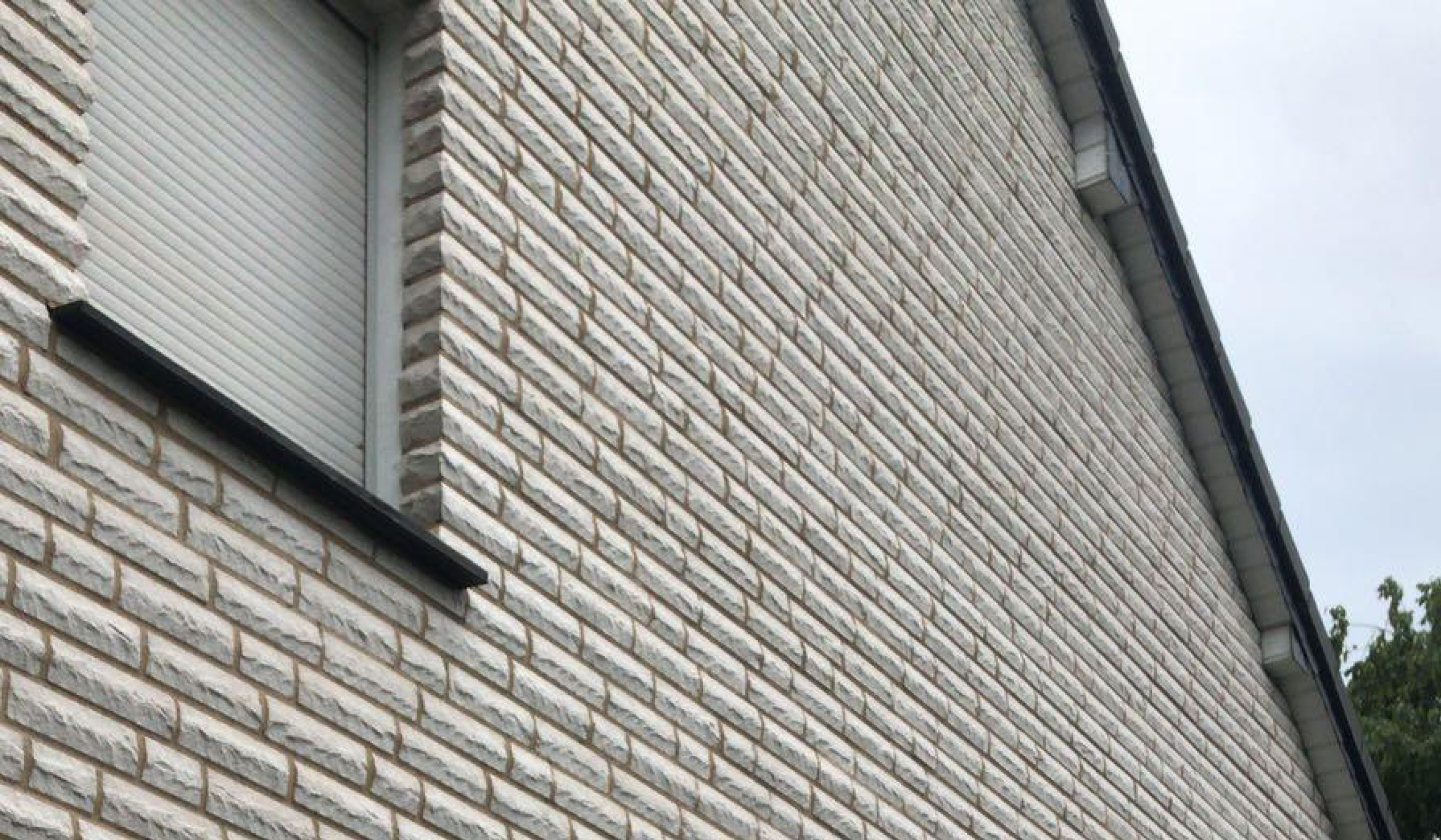 Fassilo Fassadenreinigung Klinkerfassade sauber