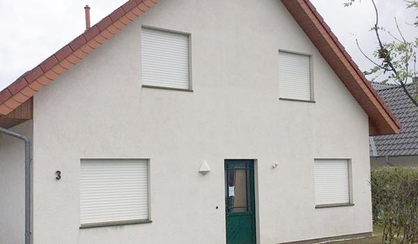 Professionelle Fassadenreinigung Fassilo Münster Nachher