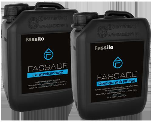 Fassilo Fassadenreiniger und Pflege